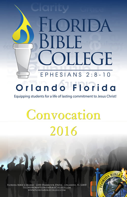 Florida Bible College Opening Convocation